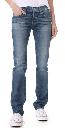 Hudson Gray Agender Jeans $225 thestylecure.com