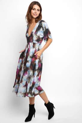 The Odells Dandelion Monroe Dress