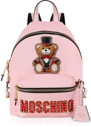 Moschino Teddy Bear Pink Backpack