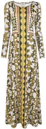 Temperley London Nellie printed dress
