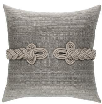 Cadet Frogs Clasp Indoor/Outdoor Accent Pillow