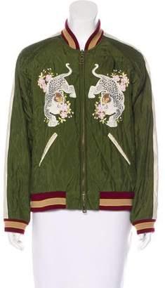 Chloé 2016 Reversible Jacket