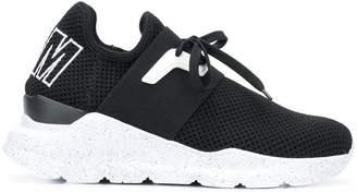 MSGM platform futuristic sneakers