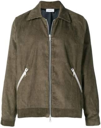 Rhude corduroy zipped jacket