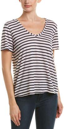Michael Stars Striped T-Shirt