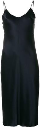 Nili Lotan fitted cami dress