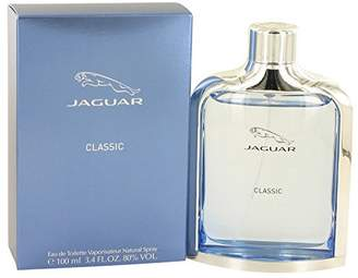 Jaguar Classic by Eau De Toilette Spray 3.4 oz