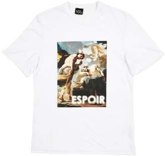 TOU - Espoir White Tshirt