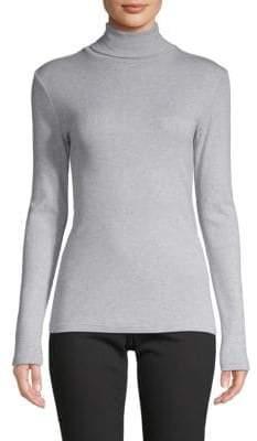 Splendid Textured Turtleneck Sweater
