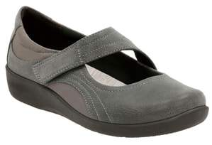 Clarks R) Sillian Bella Mary Jane Flat