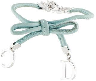 Christian Dior Christian Dior Bow Bracelet