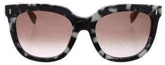 Fendi Marble Gradient Sunglasses