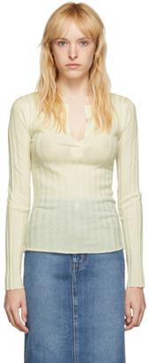 Totême Off-White Avresa Sweater
