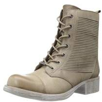 Circus By Sam Edelman Womens Gatson Leather Almond Toe Ankle Fashion Boots.
