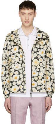 Burberry Black Daisy Ska Fullerton Jacket