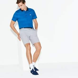 Lacoste Men's SPORT Golf Stretch Bermudas