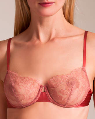 Carine Gilson Roses Lace Bra