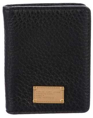 Marc by Marc Jacobs Grained Leather Card Holder