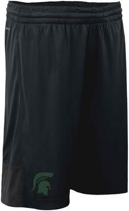 Nike Youth Black Michigan State Spartans Performance Shorts