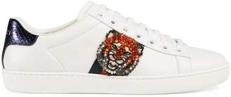 Ace embroidered sneaker $950 thestylecure.com