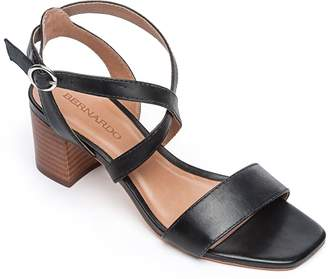 1bb20576d5e1fe Bernardo Leather Strappy Sandals - Brielle