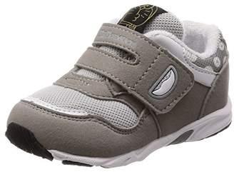 MoonStar (ムーンスター) - [ムーンスター] 運動靴 通学履き 子供 靴 ドラえもん マジック 抗菌防臭 ゆったり DRM C003 グレー 14 cm 2E