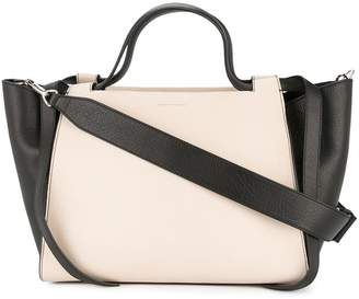 Elena Ghisellini Usonia colour block shoulder bag