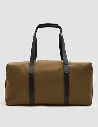 Mismo M/S Supply Weekend Bag in Khaki/Black