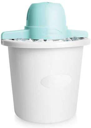 Nostalgia 4-Qt. White Bucket Electric Ice Cream Maker