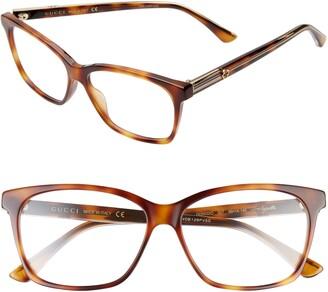 Gucci 56mm Optical Glasses