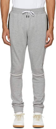 Pyer Moss Grey Tapered Lounge Pants