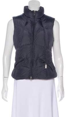 ADD Quilted Down Dual Zip Vest