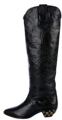 Isabel Marant Dinzy Knee-High Boots w/ Tags