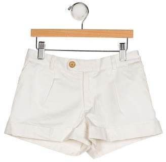 Milly Minis Girls' Four Pocket Shorts w/ Tags