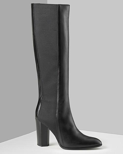 """Diane von Furstenberg Women's """"Robin"""" Tall Leather Boots"""