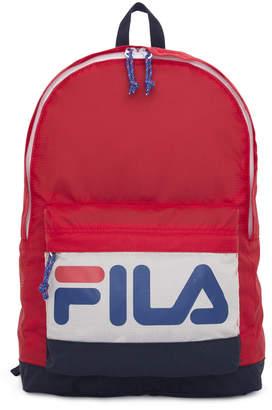 Fila (フィラ) - 【SAC'S BAR】フィラ FILA リュック FL-17201 【013】レッド