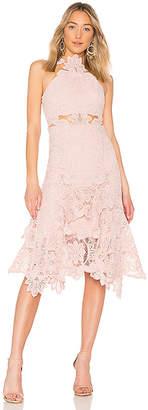 Thurley Waterlilly Midi Dress