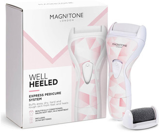 Express Magnitone London Well Heeled! Pedicure System - Pastel Pink