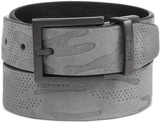 Kenneth Cole Reaction Kenneth Reaction Men's Camo Reversible Belt