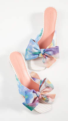 Cupcakes And Cashmere Ynez Bow Slides