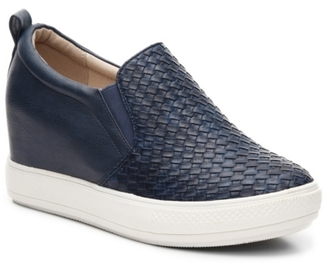 Wanted Biscotti Slip-On Wedge Sneaker $70 thestylecure.com