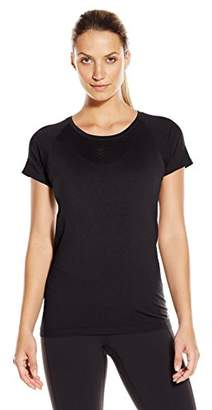 Champion Women's Seamless Mesh Tee $11.79 thestylecure.com