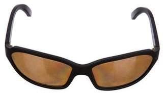 Cartier Polarized C Decor Sport Sunglasses