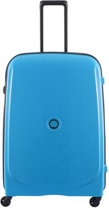Delsey Belmont 70cm 4W Medium Case Metallic Blue