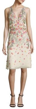 Jenny Packham Sleeveless Embellished Dress $5,275 thestylecure.com