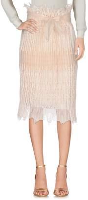 Ermanno Scervino 3/4 length skirts