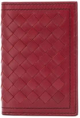 Bottega Veneta slim rectangular card case