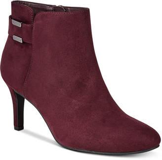 Alfani Women Step 'N Flex Faust Booties, Women Shoes
