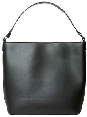 Dorothy Perkins Pieces Black Demi Hobo Bag
