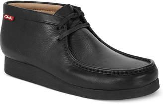 Clarks Men's Stinson Hi Top Wallabee Boots Men's Shoes